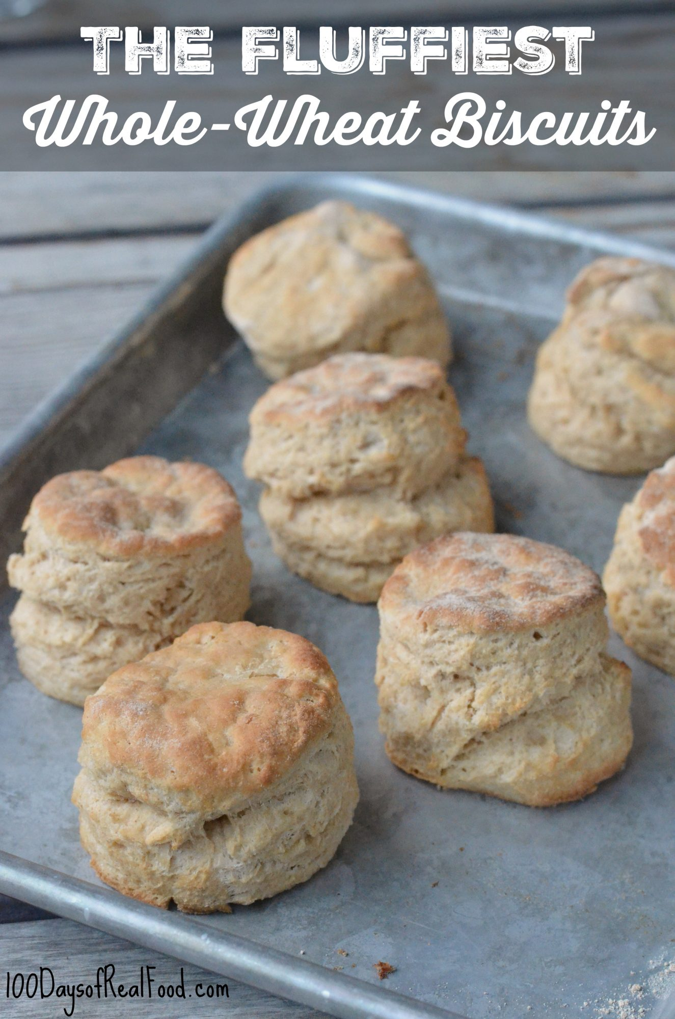 The Way to Make the Fluffiest Whole-Wheat Biscuits