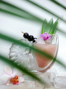 Cherry Mai Tai