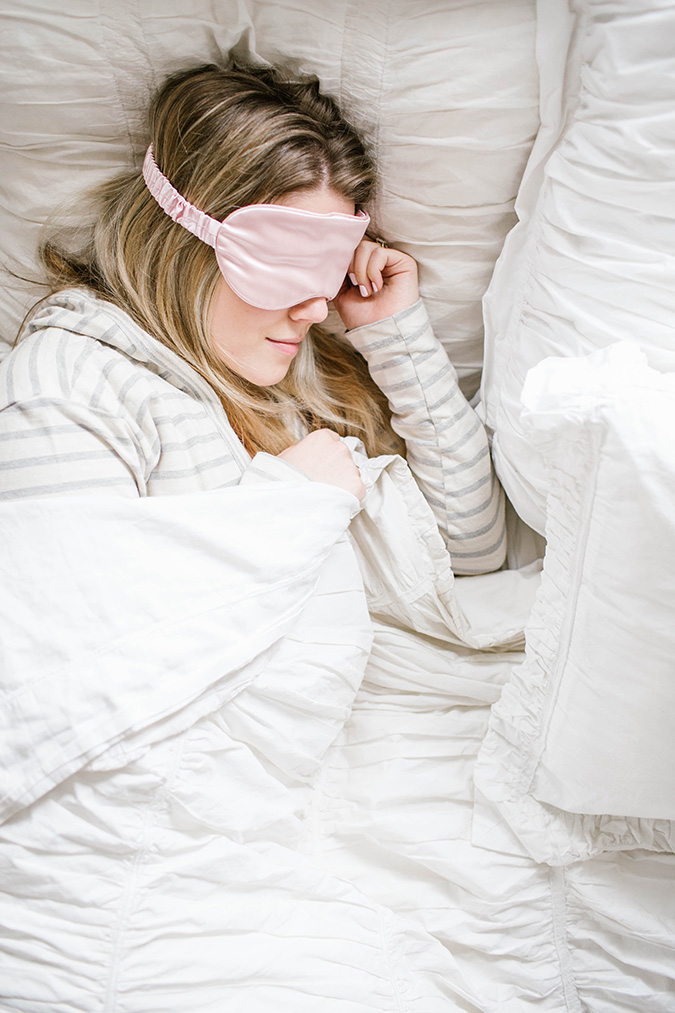 Primp Tip: How to Properly Layer Nighttime Skin Care Products
