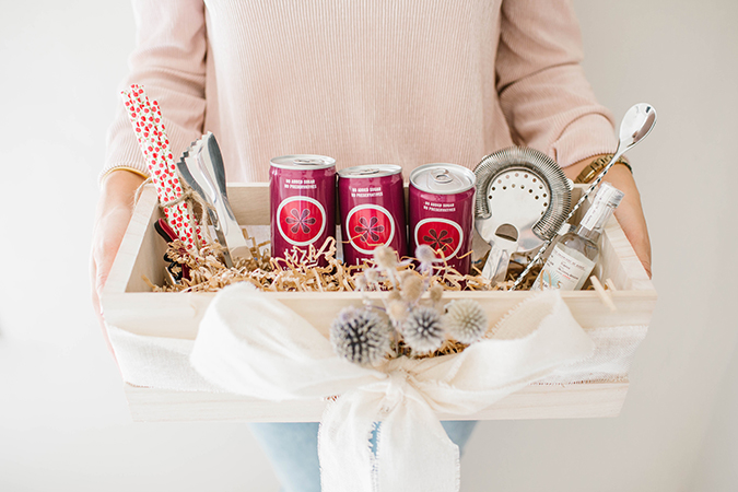 Holiday Special: Friendsgiving Hostess Gift Boxes