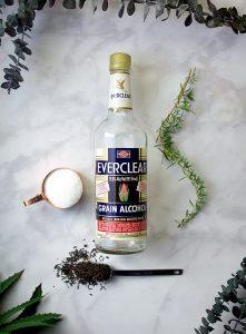 Adding Aroma into Cocktails: California Coastal Tincture