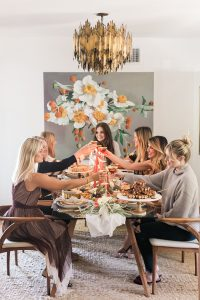 Inspired Idea: A Friendsgiving Brunch Tablescape