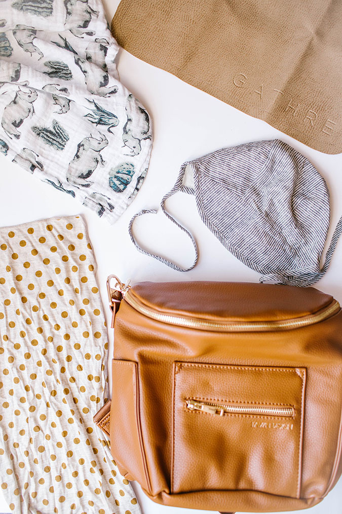 Oh Baby: The Complete Diaper Bag Packing List